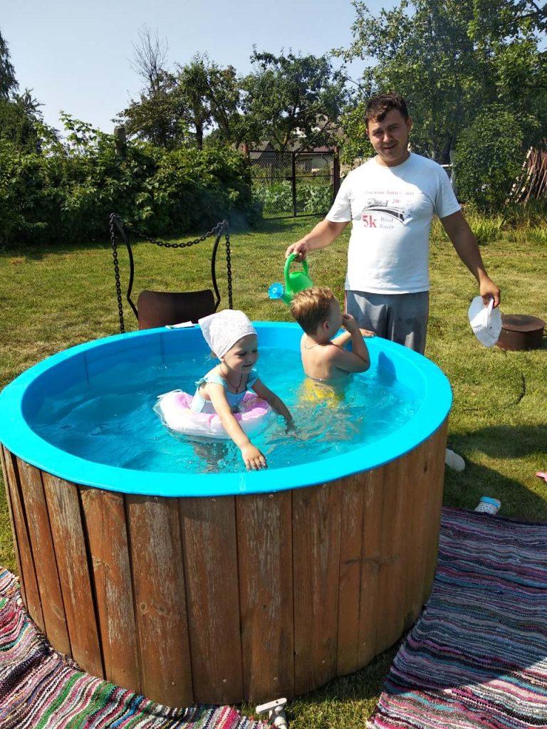 водонагреватели для бассейнов